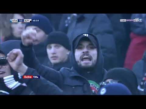 juventus vs atalanta 2-2 full match highlights  27/12/2018 