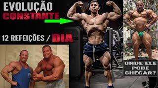 Evolução de Ramon Queiroz + Lucas Coelho tem futuro? + A dieta de Palumbo e Kovacs - Cortes da Live
