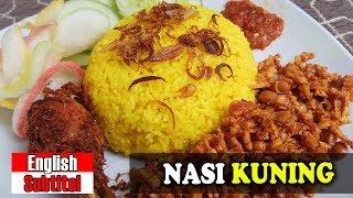 NASI KUNING   YELLOW RICE By Yani Cakes #152