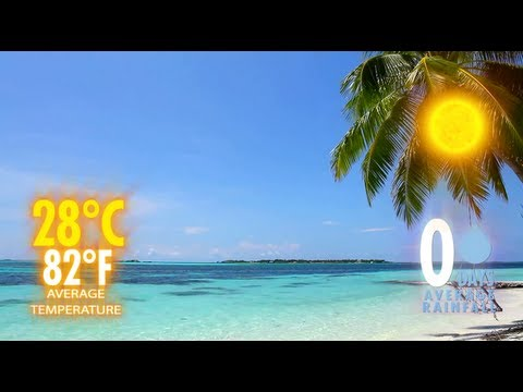 Maldives Weather - When is the best time to travel to the Maldives?