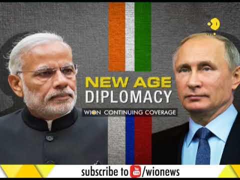 Narendra Modi to meet Vladimir Putin today