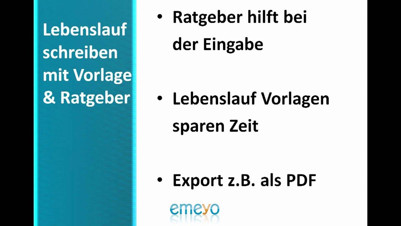 Schön Sommerlager Ratgeber Lebenslauf Beispiel Bilder - Entry Level ...