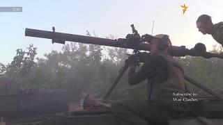 Война в Украине. Украинские силы в тяжелых боевых боях ,перестрелки