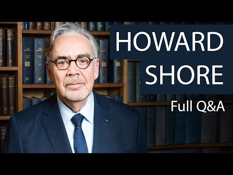 Howard Shore  Full Q&A  Oxford Union