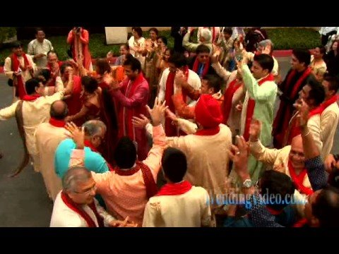 Best Indian Groom On Elephant At Ontario Doubletree Hotel Hindu Wedding Bollywood