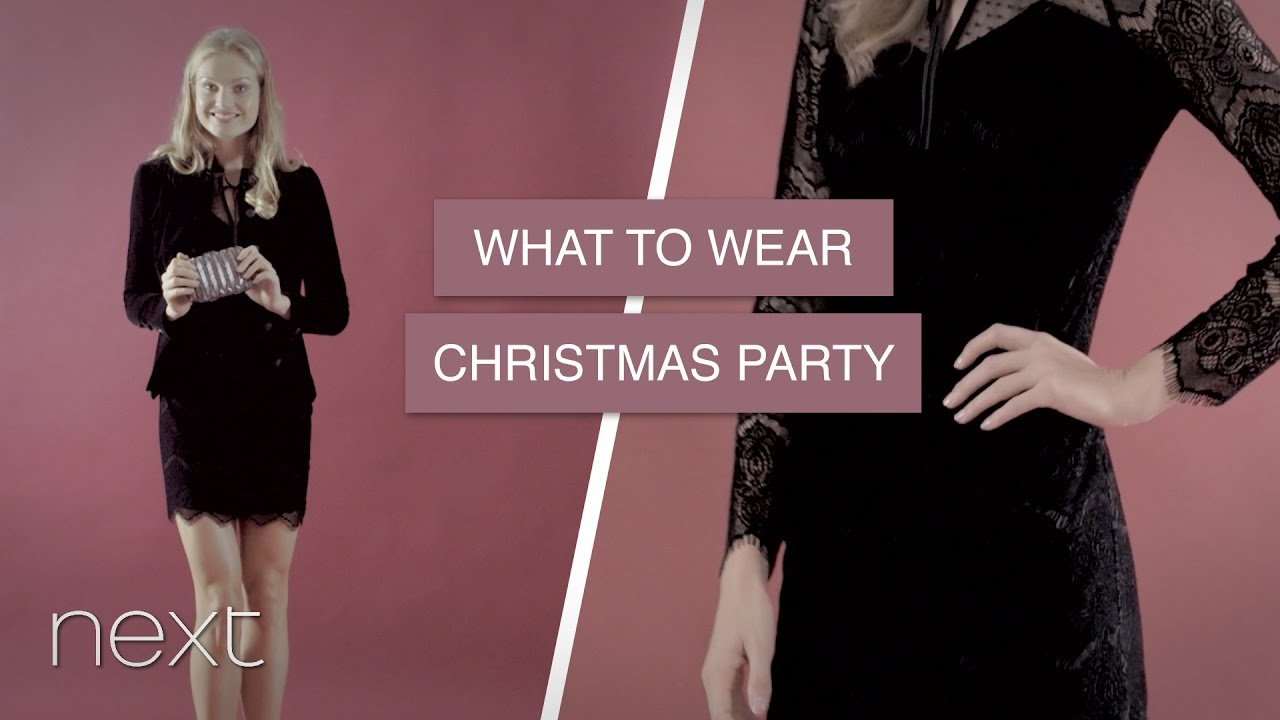 d4433f9e1 What To Wear to a Xmas Party