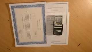 Документы оффшорной компании с Белиза(, 2014-06-04T15:29:02.000Z)