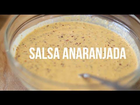 Orange Salsa For Fish Tacos // Salsa Para Tacos De Pescado