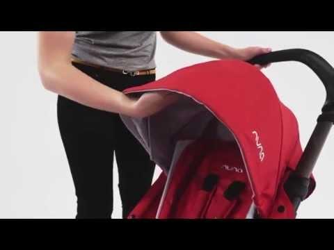 2013 Nuna Pepp stroller