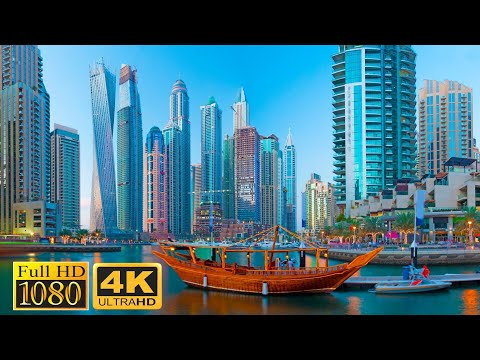 Dubai 2019 | 4K UHD | Beautiful Dubai | Dubai in 4K Ultra HD 1080p