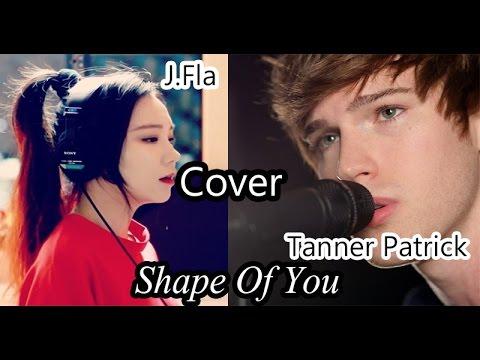 Ed Sheeran - Shape Of You Lyric ( Guitar)  || [ Cover Tanner Patrick Ft J.Fla ] || [ VietSup ]