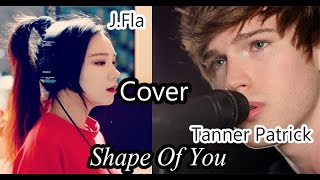 Ed Sheeran - Shape Of You Lyric ( guitar)  || [ Cover Tanner Patrick Ft J.Fla ] || [ VietSup ]