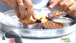 Exploring street food in Amritsar