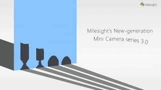 Milesight Yeni Nesil Mini Kamera Serisi 3.0
