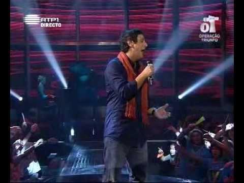 Jorge canta - Cavaleiro Andante - Rui Veloso - OT 2010