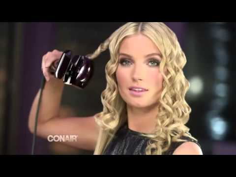 Infiniti Pro By Conair Curl Secret 174 30 Second Commercial