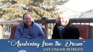 A Course in Miracles Online Retreats in January 2018 with David Hoffmeister, ACIM Awakening