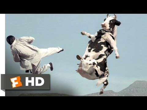 Kung Pow: Enter the Fist (4/5) Movie CLIP - Cow Fight (2002) HD thumbnail