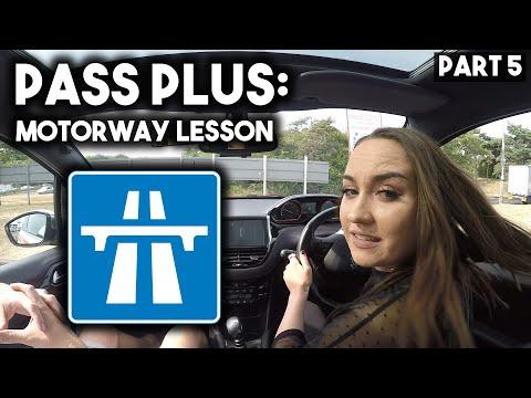 Ari's Motorway Driving Lesson - PASS PLUS