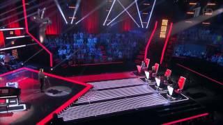 Сергей Михайлин - Voyage, Voyage - Голос 3 сезон