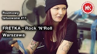 Konie w salonie - FRETKA TATTOO | rozmowy tatuowane #12 | projekt INK tatuaż