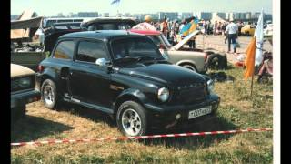 Gambar cover Classic Cars in Russia (Picture Slideshow)