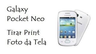 Video Galaxy Pocket Neo - Como Tirar Print (Foto da Tela / DavidTecNew) download MP3, 3GP, MP4, WEBM, AVI, FLV Mei 2018