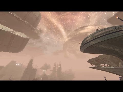De-Void – Planet Ancyra, Lost Colony Ambience (Space Station Sounds, White Noise)