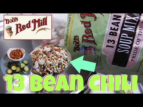 BOB'S REDMILL 13 BEAN CHILI And SOUP MIX!