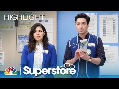 Cloud 9 Goes Green! - Superstore (Episode Highlight)