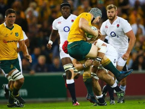 Australia Vs England Highlights Rugby 2016
