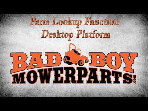 Bad Boy Mower Parts - Bad Boy Mowers Parts Lookup| Bad Boy Parts Wiring Boy Diagram Bad Mower Bmg Ko on