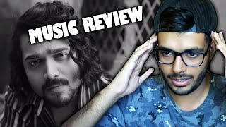 Bhuvan Bam - Ajnabee || Music Review || ft. Rohan Cariappa