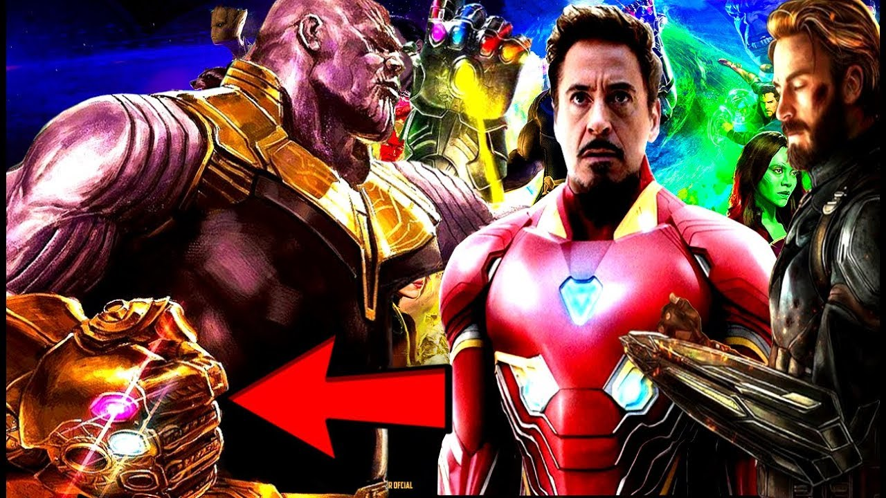 how to make an infinity war ending
