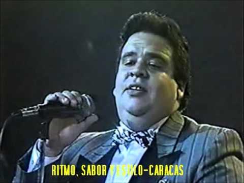LA RUBIA Y LA TRIGUEÑA OSCAR D´LEÓN POLIEDRO DE CARACAS 1994