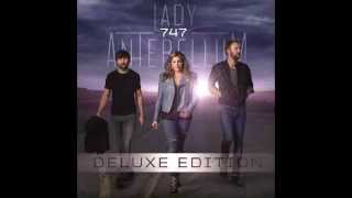 Lady Antebellum – Just A Girl ( 747 )