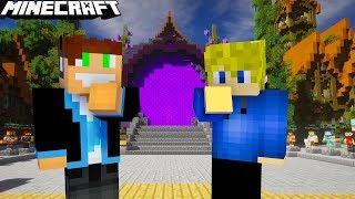ROZKMINIAMY TAJEMNICE HYPIXELA! | Minecraft Vertez & Michimi