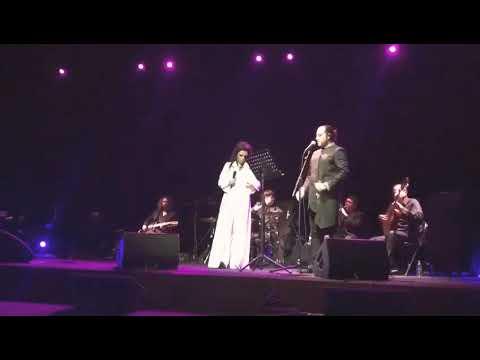 "Yasmin Levy & Hamed Nikpay live in Los Angeles""HalleLuja"""