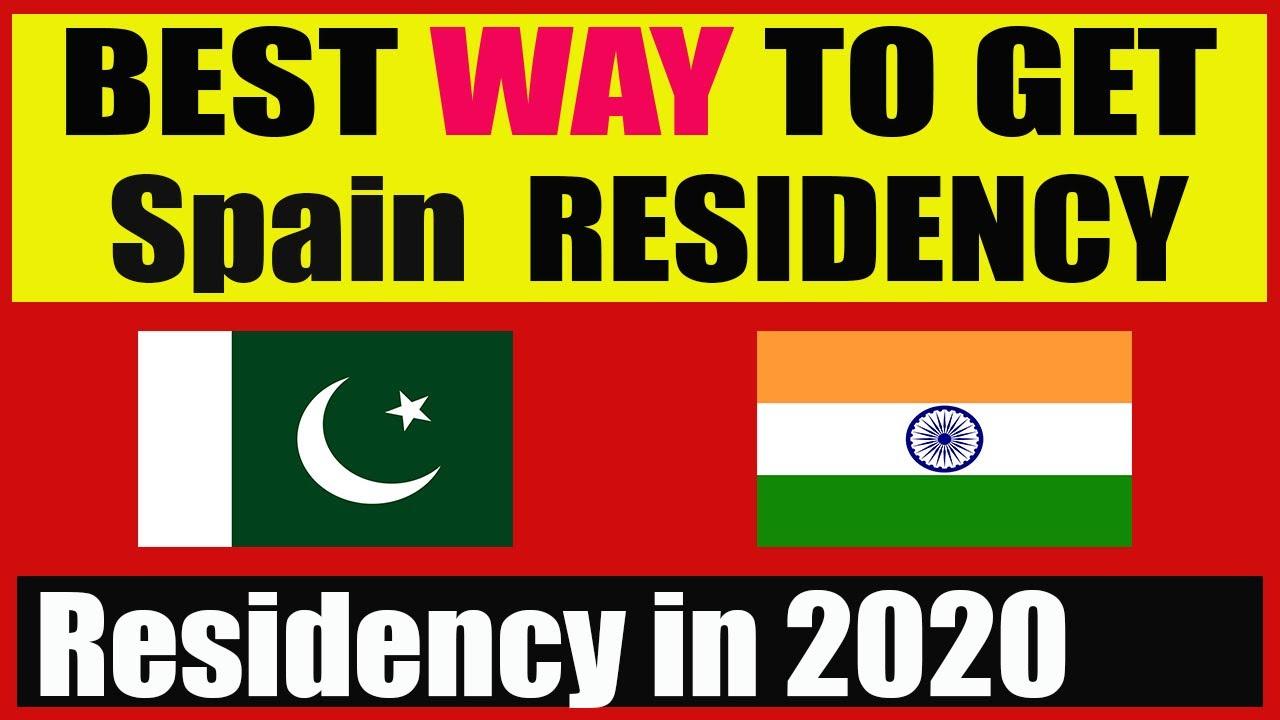 Residency in Spain 2020 || Spain Immigration 2020