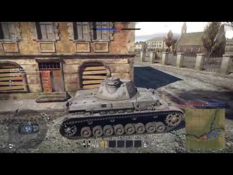 War Thunder German Steel