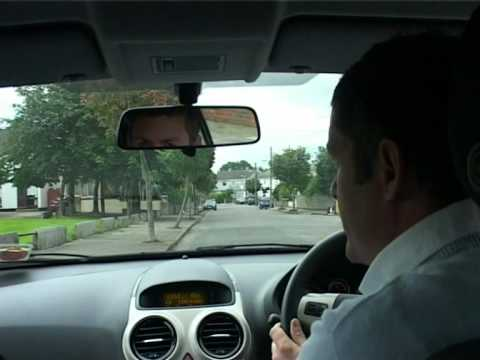 11) ISM Driving Guide - Reverse