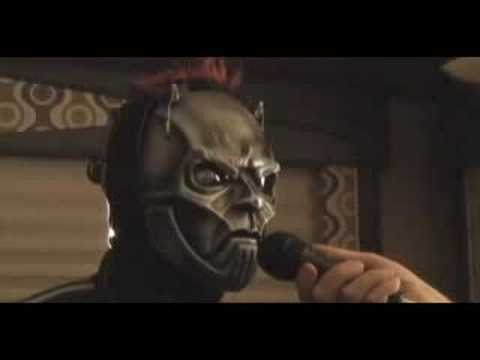 Slipknot drug truth network s interview with sid wilson a k a dj starscream