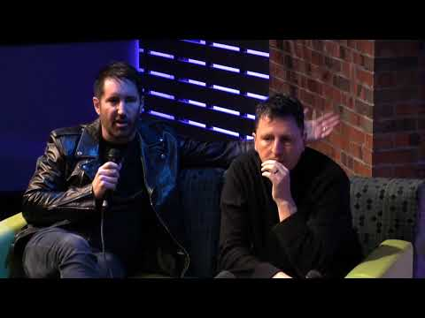 "Nine Inch Nails Interview: ""Influences Today"""