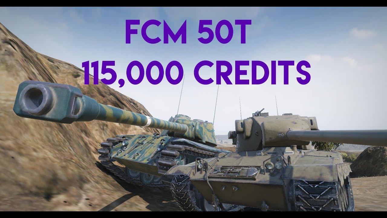 world of tanks fcm 50t matchmaking