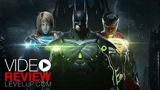 Injustice 2: VIDEO RESEÑA