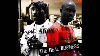 2Pac ft  Akon   Troublesome DJ Moey Extended Remix 2016 Version