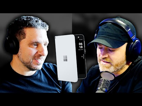 The TRUTH About Surface Duo with Panos Panay
