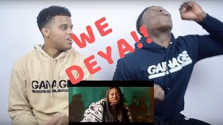 Russ - Gun Lean (Remix) (ft. Taze, LD, Digga D, Ms Banks & Lethal Bizzle) | GRM Daily - REACTION