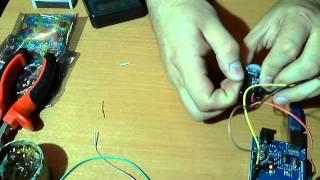 Arduino. Подключение инфракрасного датчика движения.(, 2015-08-06T21:15:35.000Z)