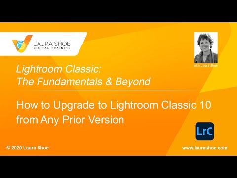How to Upgrade to Lightroom Classic 10 from Any Prior Version